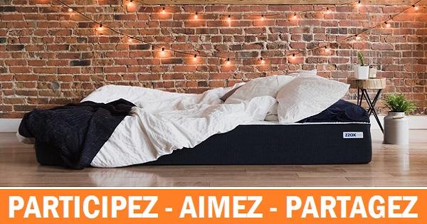 concours gagnez un matelas zzak dans la taille de votre choix concours en ligne qu bec. Black Bedroom Furniture Sets. Home Design Ideas