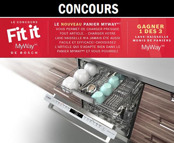 concours gagnez un lave vaisselle de la gamme benchmark de. Black Bedroom Furniture Sets. Home Design Ideas