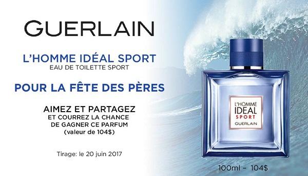 L'homme Parfum SportEn Le Idéal Concours Ligne Gagnez eE9Y2IHWD