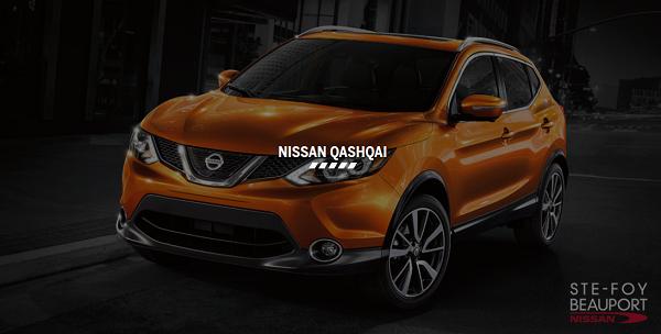 Concours Gagnez un Nissan Qashqai!