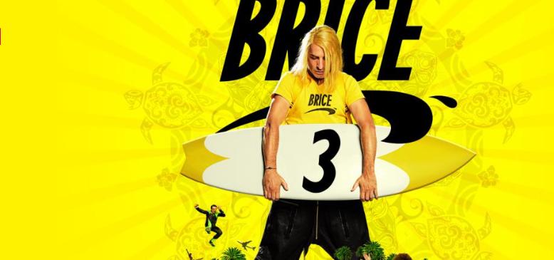 Concours Gagnez un laissez-passer double pour aller voir le film Brice 3 au cinéma dès sa sortie!