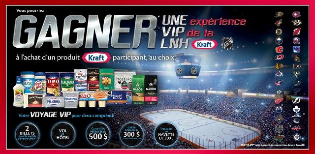 Concours gagnez un voyage pour assister à un match LNH  de votre choix!