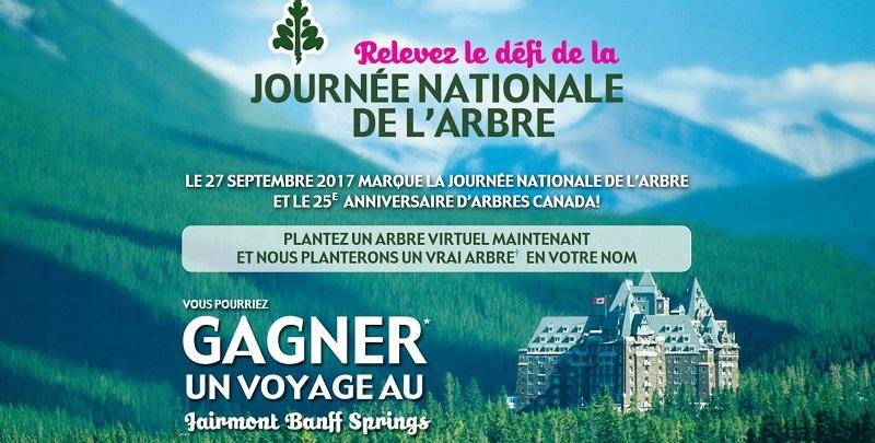 Concours Gagnez un voyage au Fairmont Banff Springs, à Banff  en Alberta!