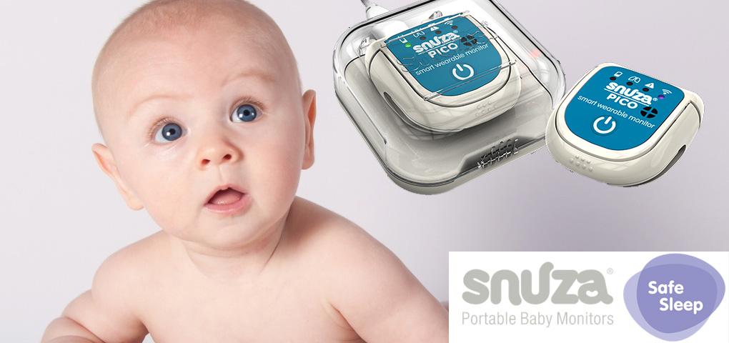 Concours Gardez un œil sur votre bambin avec le Snuza pico!
