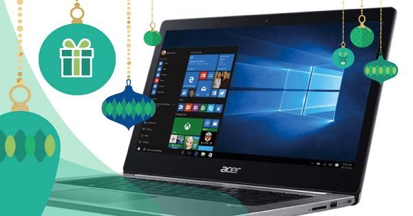 Concours Gagnez un ordinateur Swift 3 d'Acer avec processeur Intel 8e génération!