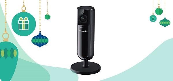 Concours Gagnez une petite caméra HD domestique pour surveiller votre maison!
