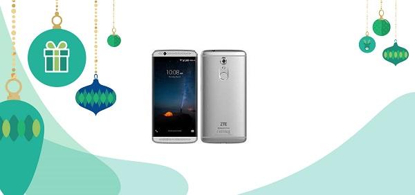 Concours Gagnez un téléphone intelligent Axon 7 mini!