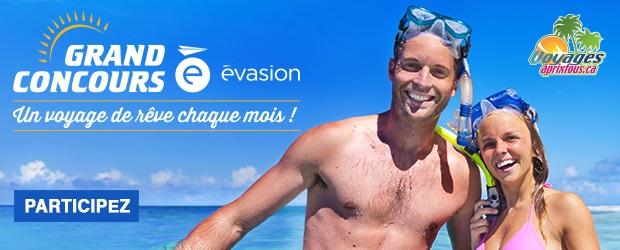 Concours Gagnez une semaine en formule tout inclus pour deux personnes à l'hôtel CHIC Punta Cana en République dominicaine!