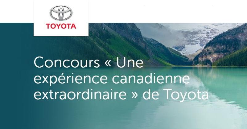 Concours Gagnez un voyage mémorable pour deux personnes à Whistler, au Lac Louise, à Niagara-on-the-Lake ou à Mont-Tremblant!