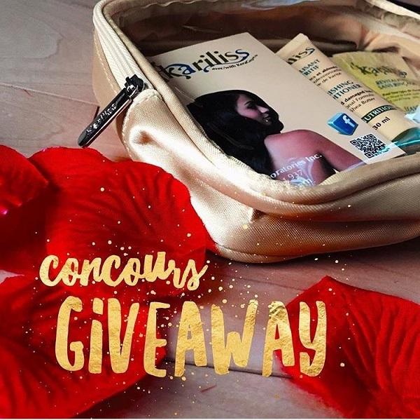 Concours Gagnez une trousse de voyage Kariliss + un certificat cadeau de 50$!