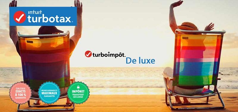 Concours Gagnez le logiciel TurboImpôt pour remplir votre déclaration d'impôt en ligne!