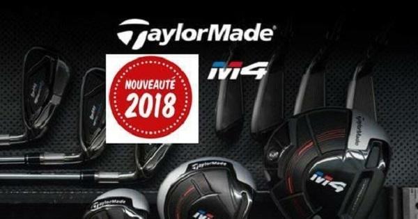 Concours GAGNEZ UN SAC DE GOLF ET BÂTONS M4 TAYLOR MADE D'UNE VALEUR DE PLUS DE 3000$!