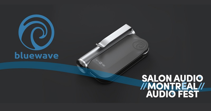 Concours Gagnez l'amplificateur GET grâce au Salon Audio Montréal et Bluewave!