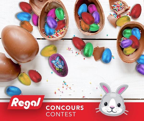 Concours Gagnez un panier cadeau chocolat de Pâques!