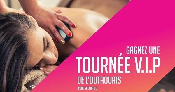 Concours Gagnez une tournée V.I.P de l'Outaouais d'une valeur de 2000$!