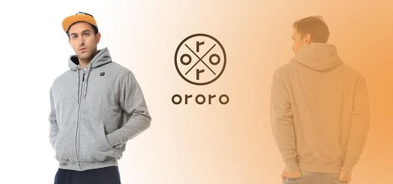 Concours Gagnez une veste chauffante Ororo!