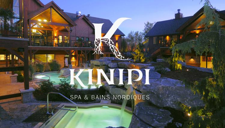 concours gagnez un forfait pour deux personnes d une nuit e en suite de luxe au spa kinipi. Black Bedroom Furniture Sets. Home Design Ideas