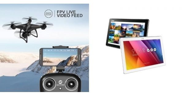 Concours Gagnez une tablette Asus ou un Drone d'une valeur de 300$!