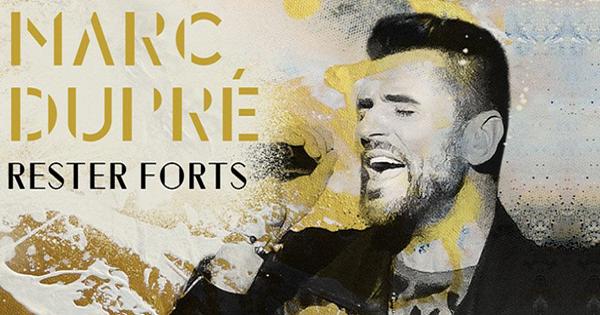 Concours Gagnez vos billets pour le spectacle de Marc Dupré!