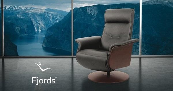 Concours Gagnez un fauteuil en cuir FJORDS!