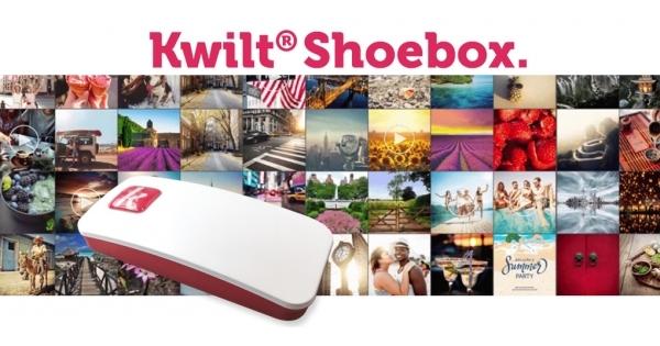 Concours Gagnez un Kwilt Shoebox