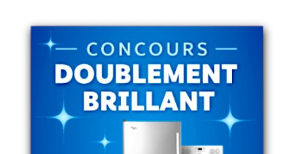 Concours Gagnez l'un des 10 ensembles de 5 électroménagers Whirlpool!