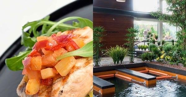 Concours Gagnez un forfait Eau à la bouche pour deux personnes au restaurant Le Greg de La cache à Maxime!