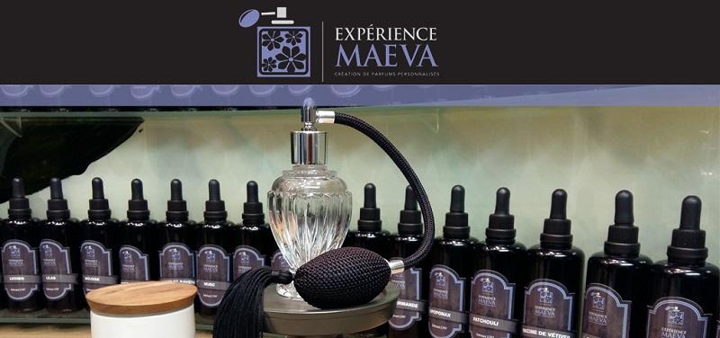 Concours Gagnez la création d'un parfum personnalisé chez Expérience Maeva!