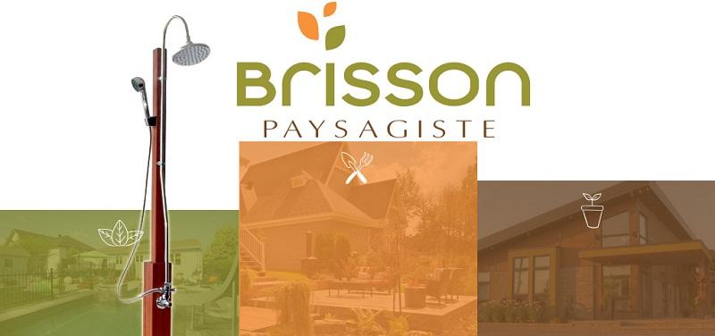 Concours Gagnez une douche extérieure grâce à Brisson Paysagiste!