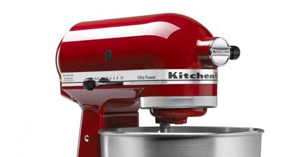 Concours GAGNEZ un MIXEUR KitchenAid d'une valeur de 500$!