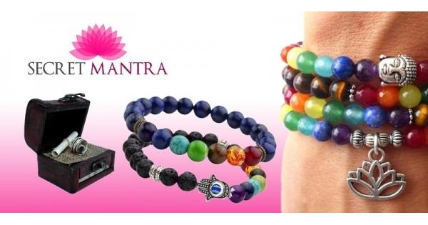 Concours Gagnez des bijoux de méditation Secret Mantra!