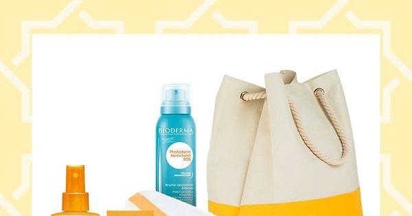Concours Gagnez un ensemble de produits d'été de BIODERMA!