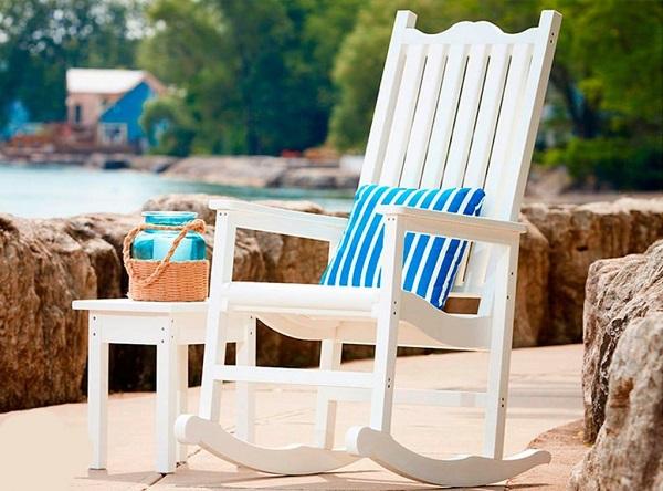Concours Gagnez une superbe chaise berçante Axiculus d'une valeur de 400$!