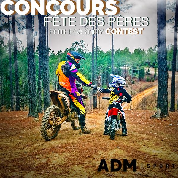 Concours Gagnez l'une des 3 cartes-cadeaux ADM Sport de 100$!
