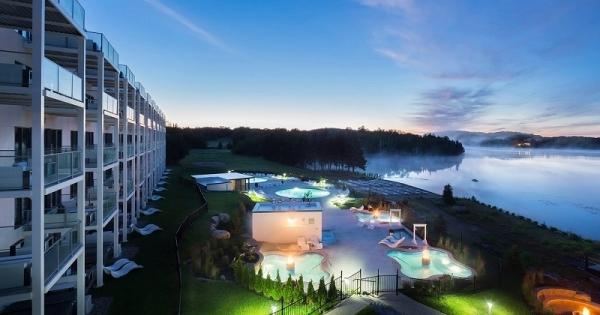 Concours Gagnez un week end pour deux personnes à l'hôtel Estérel Resort!