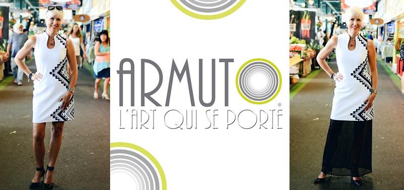 Concours Gagnez une robe Armuto créée au Québec en édition limitée!