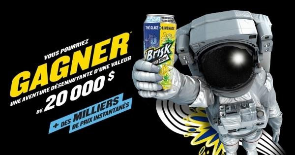 Concours Gagnez une aventure d'une valeur de 20 000$!