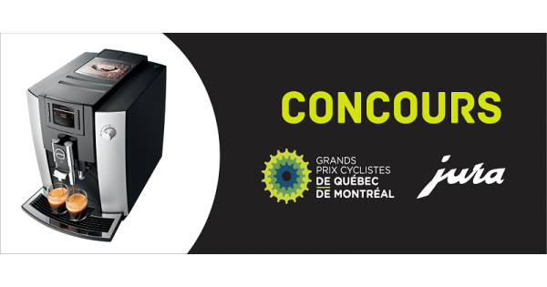 Concours Gagnez une machine à café E6 Jura d'une valeur de 2 300$!