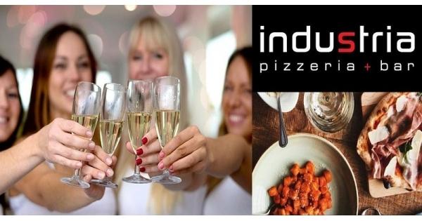Concours Soirée de filles Industria pizzeria + bar!