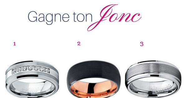 Concours Gagnez un Jonc offert par Bijoux Escargot!