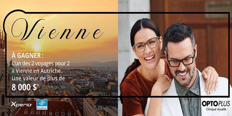 Concours Gagnez un des deux voyages à Vienne en Autriche!