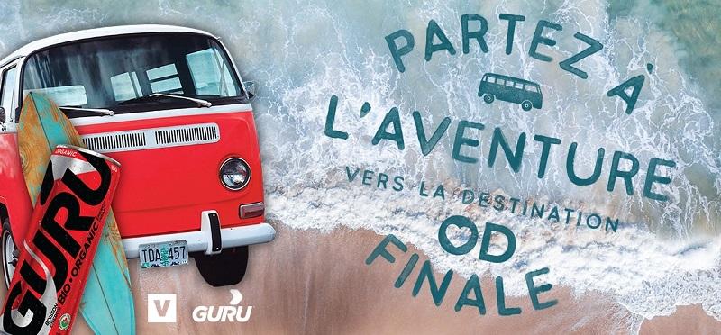 Concours Partez à l'aventure vers la destination finale OD!