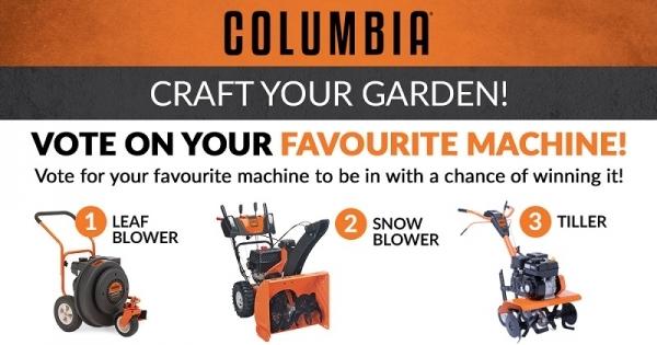 Concours Gagnez le produit Columbia de votre choix!