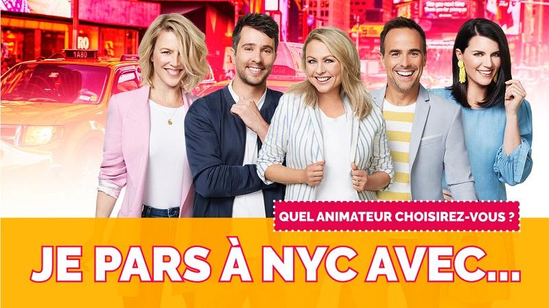 Concours Je pars à New York avec...