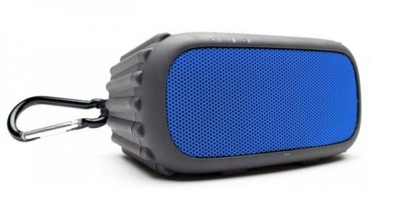 Concours Gagnez un haut-parleur bluetooth Ecorox de Ecoxgear bleu d'une valeur de 80$!