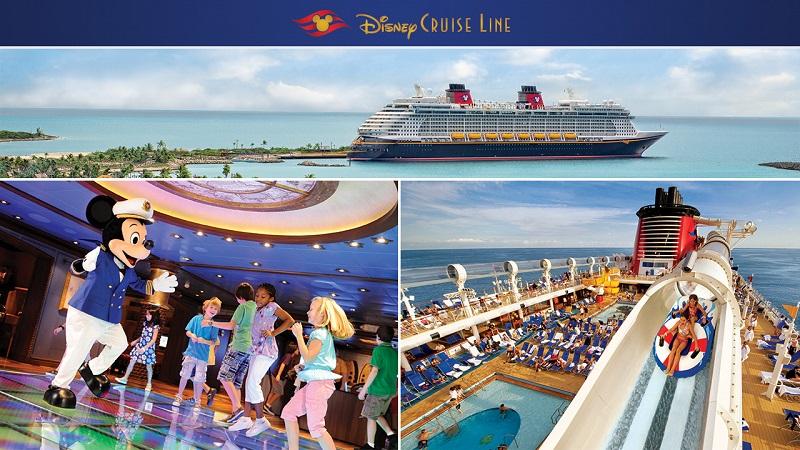 Concours Gagnez des vacances de la Disney Cruise Line!