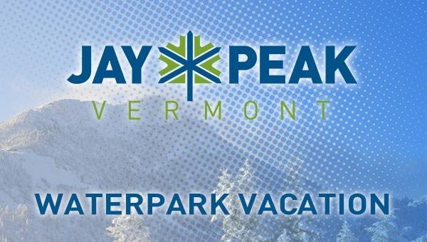 Concours Gagnez un 2 Nuit à Jay Peak!