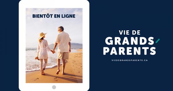 Concours Gagnez 2 tablettes IPAD pour fêter l'arrivée de Vie de Grands-Parents sur Facebook!