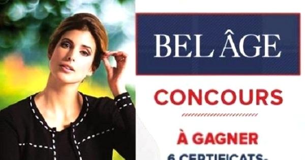 Concours Gagnez 1 des 6 certificats-cadeaux Alison Sheri!