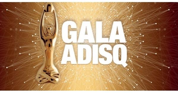 Concours Rouge FM vous envoie au 40e Gala de l'ADISQ!